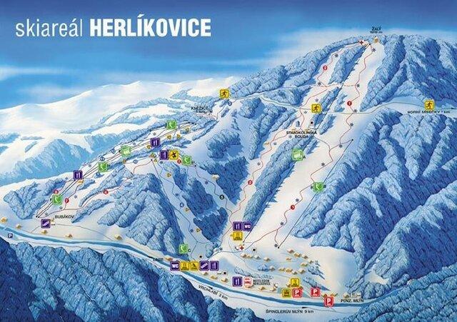 Ski areál Herlíkovice