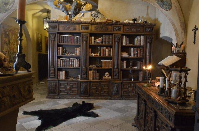 Muzeum alchymie v Praze