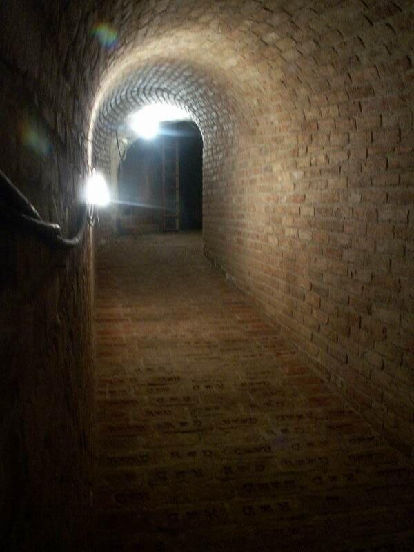 Brněnské podzemí