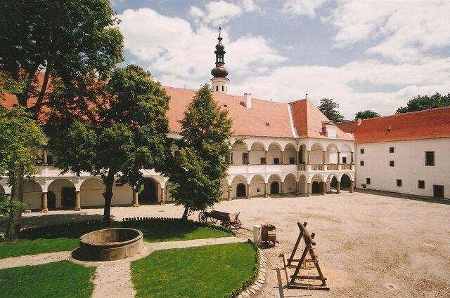 Oslavany - hasičské historické muzeum