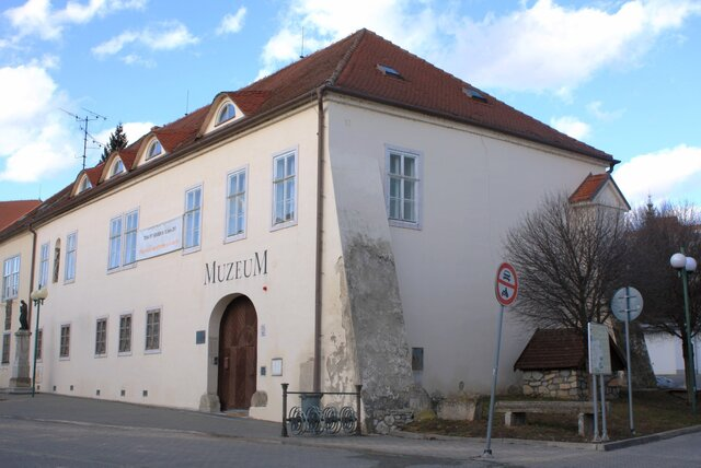 Šlapanice - muzeum