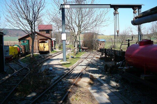 Zahradní železnice Drásov