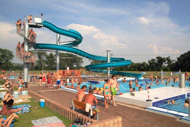 Aquapark Žabčice