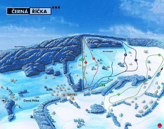 Ski areál Desná