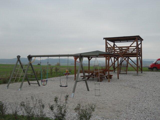Vyhlídková věž Čermná