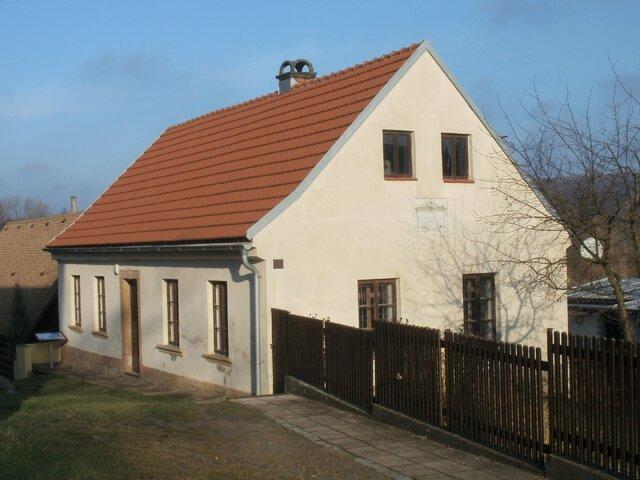 Miletín - rodný dům K. J. Erbena