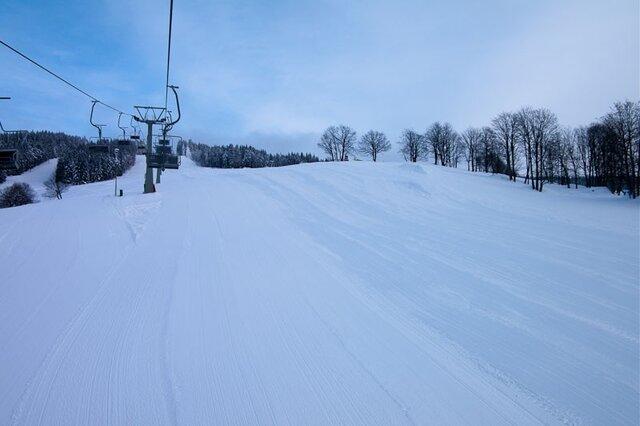 Ski areál Paprsek - Olšanka Velké Vrbno