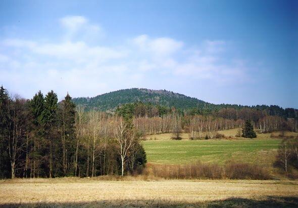 Vysoký kámen na Novohradsku
