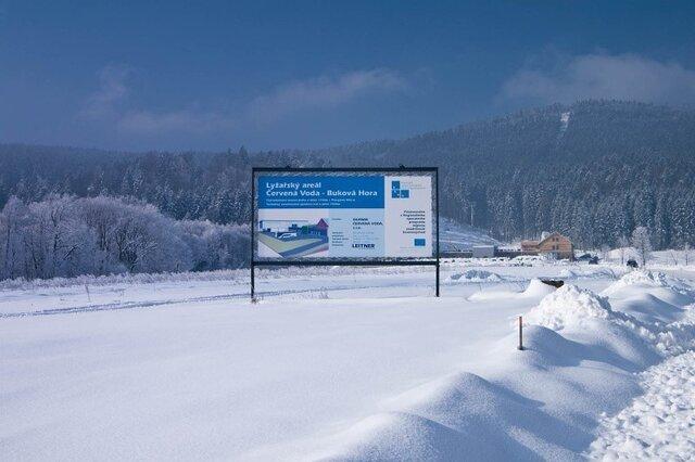 Skiresort Buková hora
