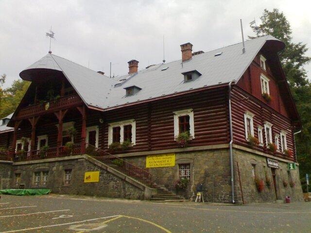 Perníková chaloupka a Muzeum perníku