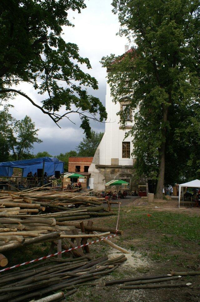 Nový zámek u Lanškrouna