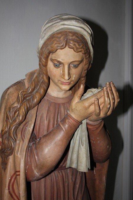 Bohutice - expozice soch Bohutické křížové cesty