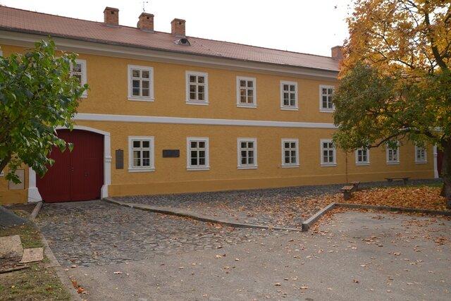 Muzeum Křišťálový dotek v Terezíně