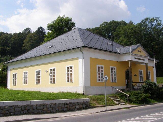 Žamberk - Špitál sv. Kateřiny (muzeum)