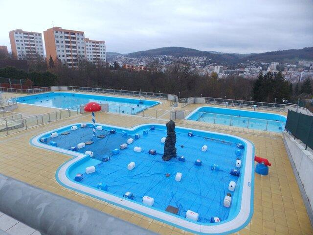 Koupaliště Panorama ve Zlíně