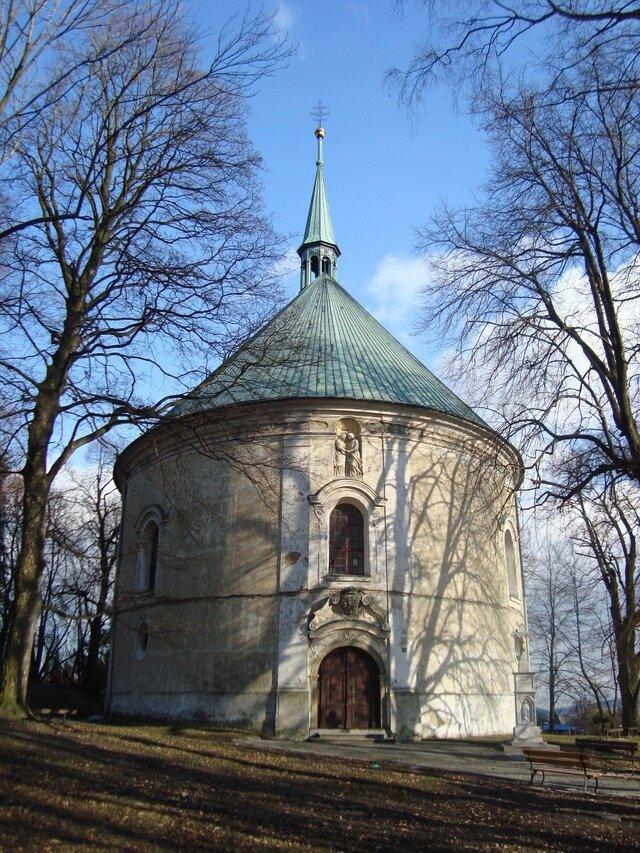 Barokní kaple V Lipkách Rýmařov