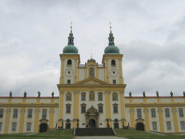 Bazilika Navštívení Panny Marie na Sv. Kopečku