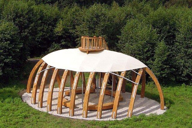 Dům přírody Litovelského Pomoraví v Horce nad Moravou