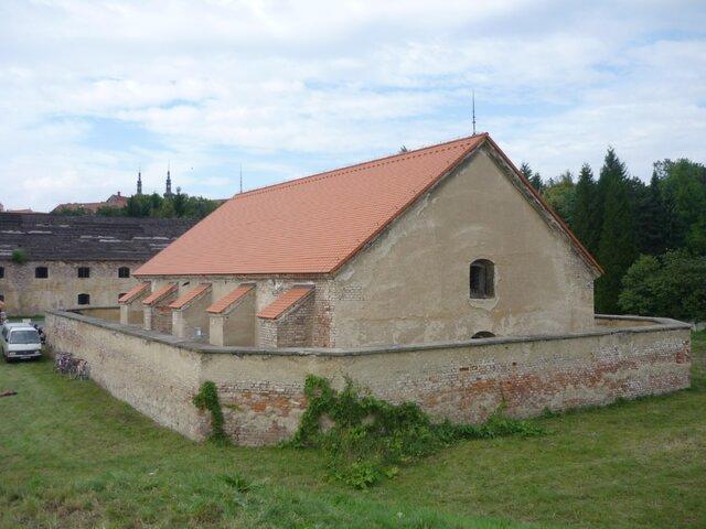 Olomouc - Barokní prachárna