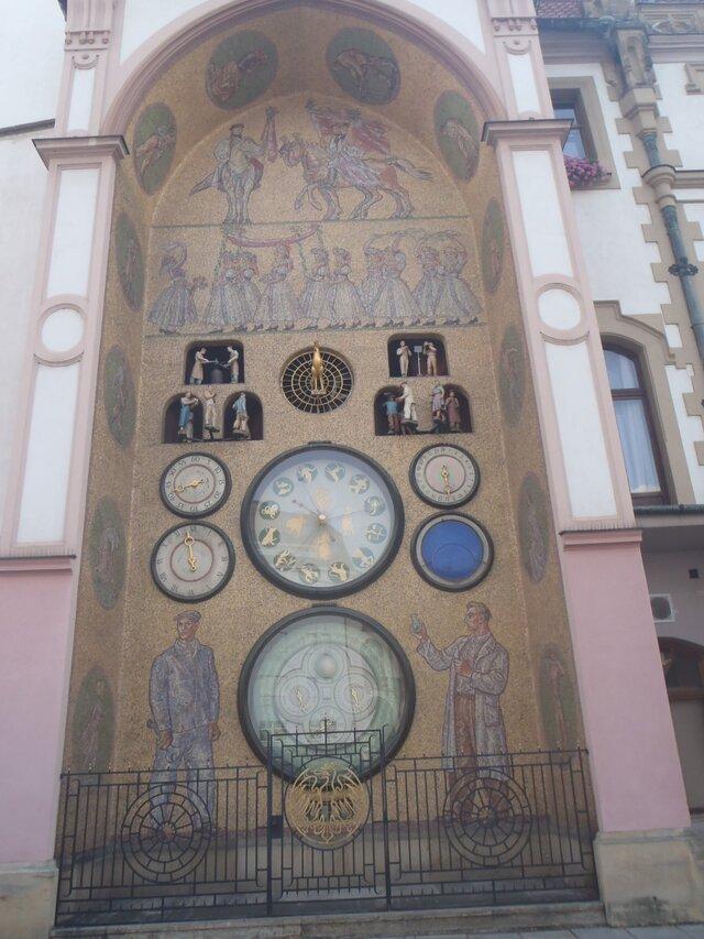 Olomouc - orloj