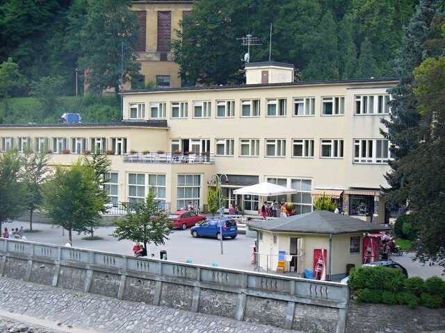 Lázně Teplice nad Bečvou