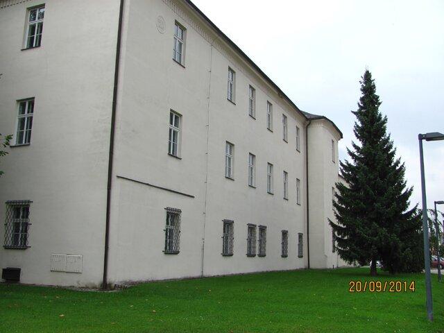 Zámek v Klimkovicích