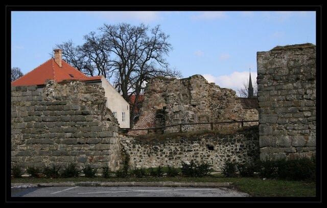 Vodní hrad Česká Lípa
