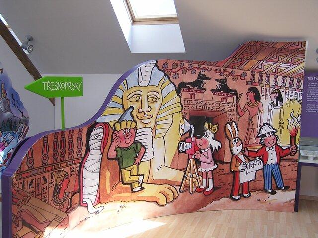 Muzeum Čtyřlístku Doksy