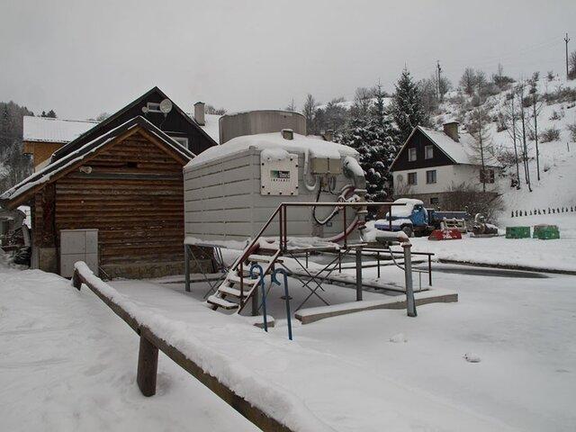Skiareál Proskil Branná