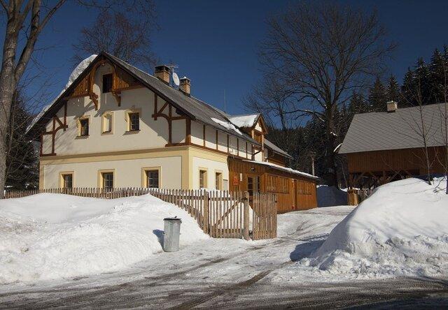 Skiareál Xpark Františkov