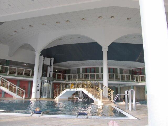Aquapark Aquaforum Františkovy Lázně