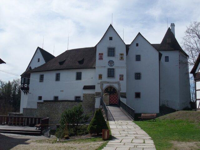 Ostroh (Seeberg)