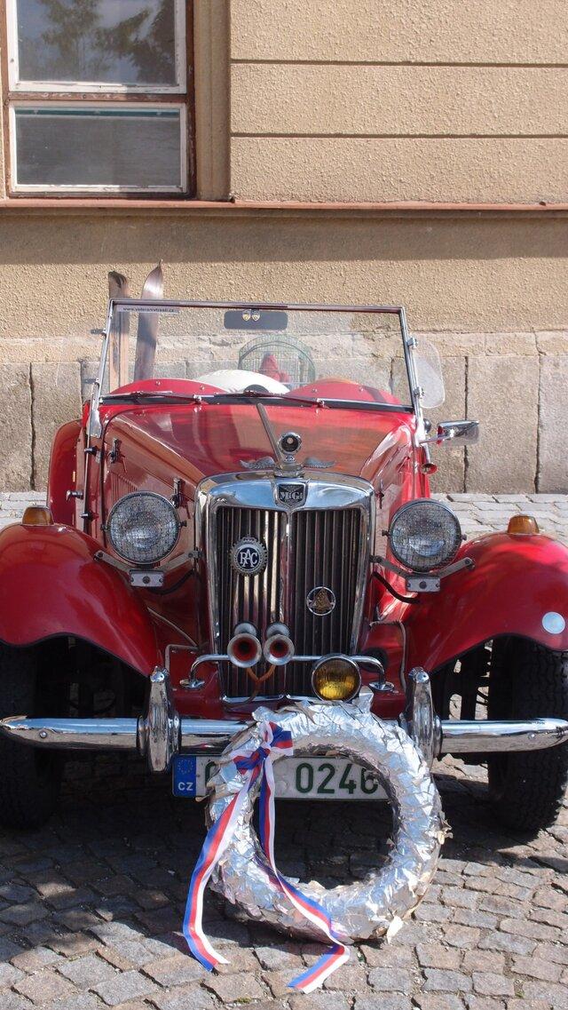 Muzeum motocyklů a aut v Třešti