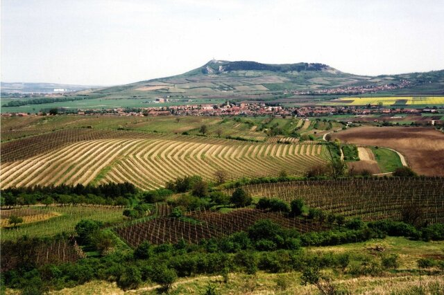 Dunajovické vrchy