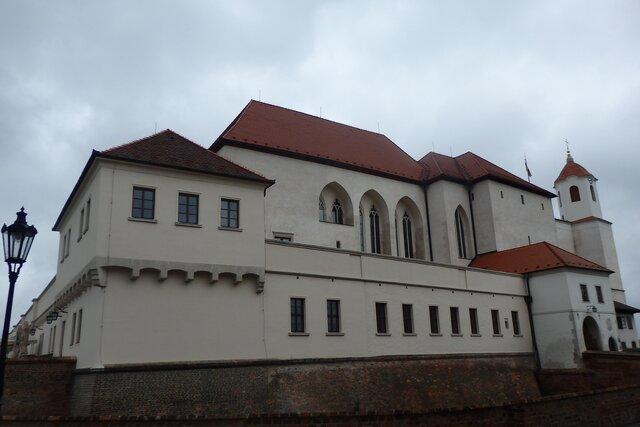 a pevnost Špilberk