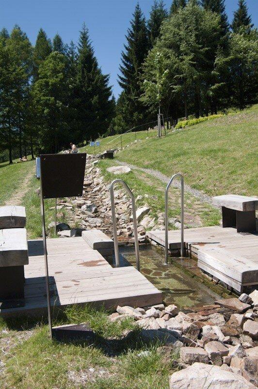 Balneopark Priessnitzovy lázně