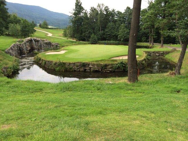Prosper Golf Club Čeladná