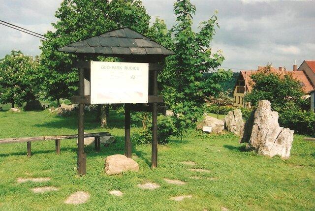 Rudice - geopark