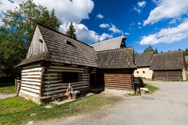 Múzeum Oravskej dediny - Zuberec