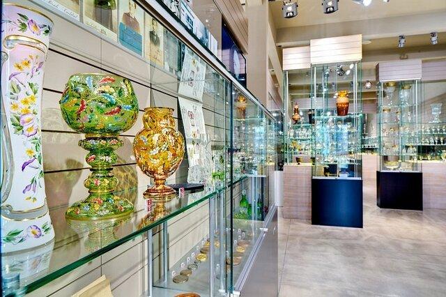 Muzeum sklárny Moser