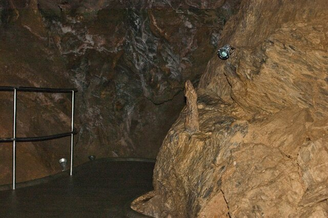 Zbrašovské aragonitové jeskyně, Hranická propast