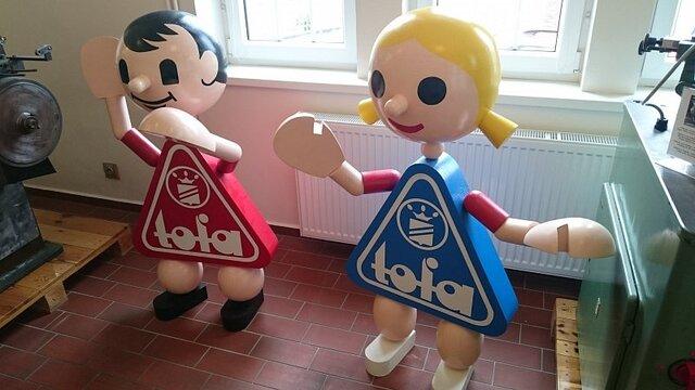 Muzeum výroby hraček Jiřetín pod Bukovou