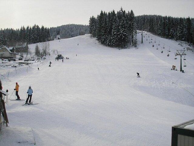 Ski areál Rališka