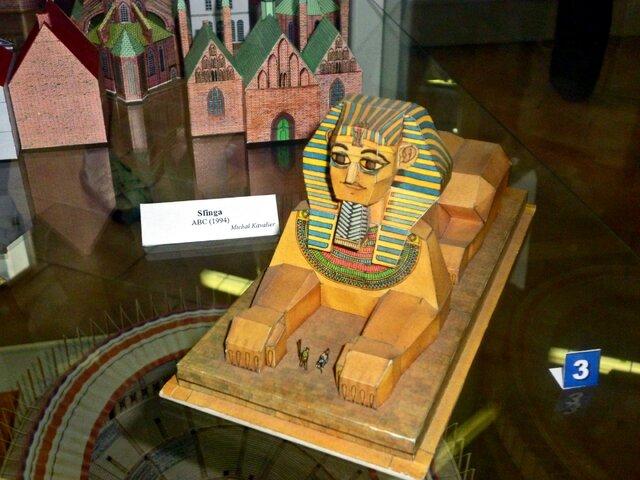 Muzeum papírových modelů Police nad Metují