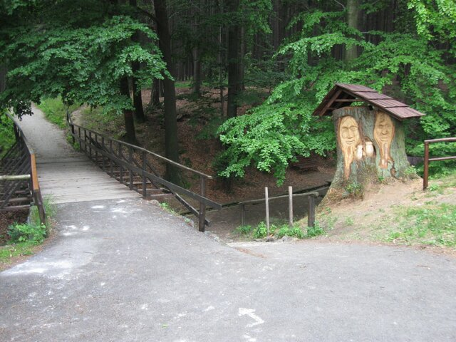 Cyklostezka Nový Jičín-Hostašovice