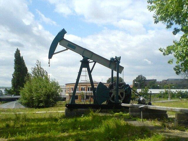Muzeum naftového dobývání