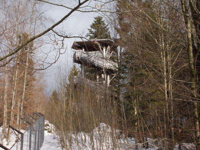 Ludwigsthal – naučná stezka v Bavorském lese