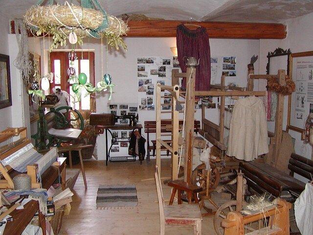Tkalcovské muzeum a řemeslná dílna Trutnov