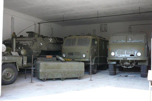 Tvrz a vojenské opevnění Hanička