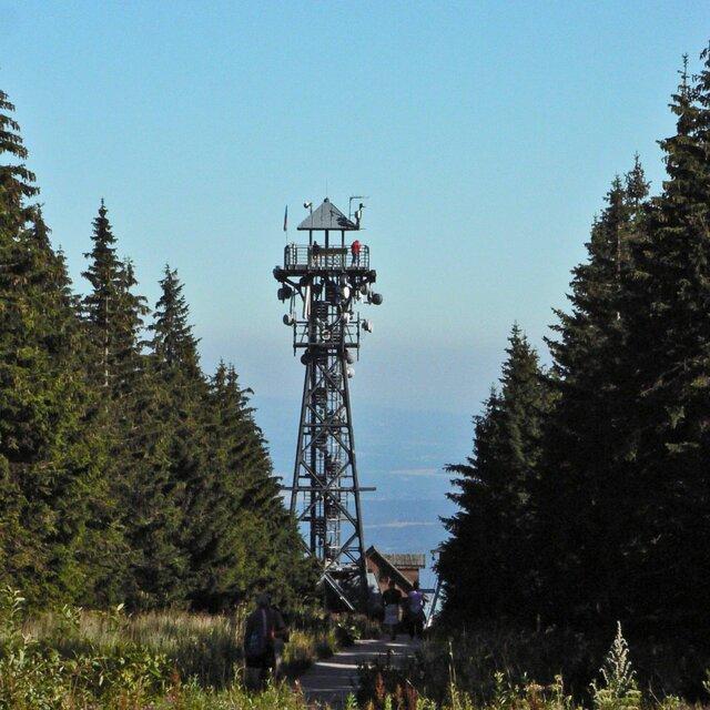 Na koloběžkách z Černé hory ke Stezce korunami stromů